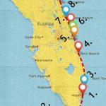 Epic Florida Road Trip Guide For July 2019   Map Of Florida Vacation Spots