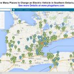 Ev Charging Maps   Ev Charging Stations California Map