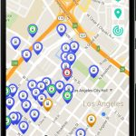 Ev Charging Station Locator App For Android | Chargehub   Charging Stations In Texas Map