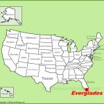Everglades National Park Maps | Usa | Maps Of Everglades National   Florida Everglades Map