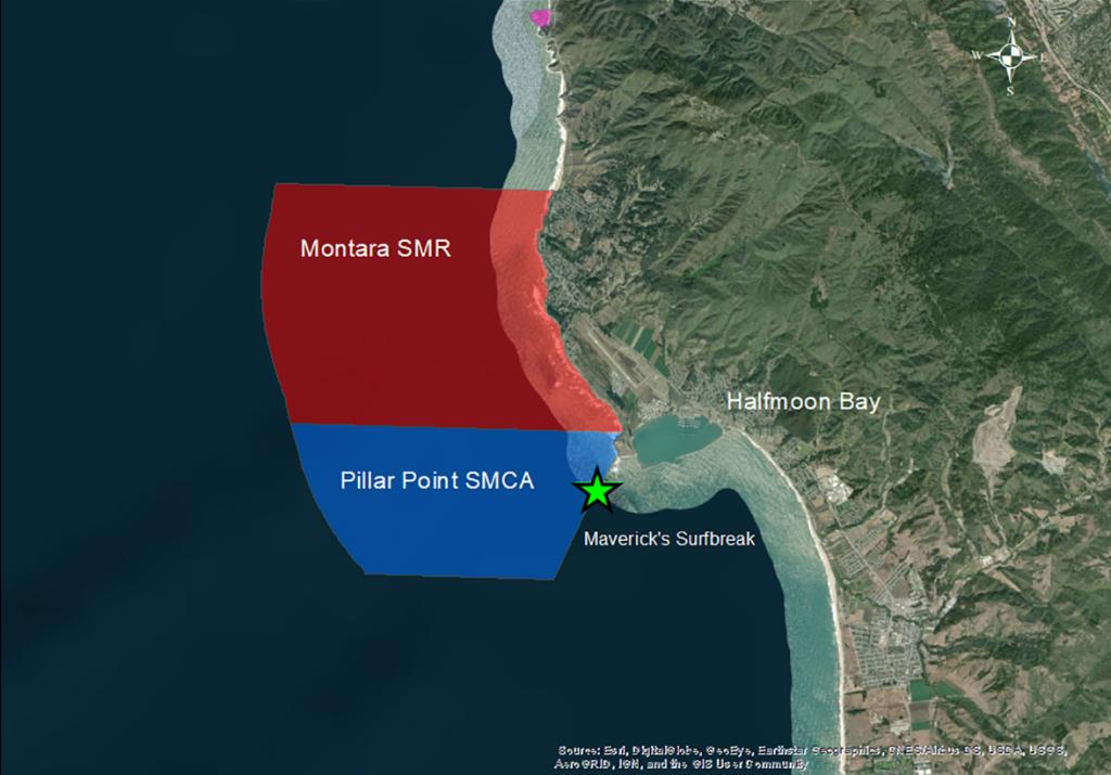 Exploring California's Marine Protected Areas: Pillar Point State - California Marine Protected Areas Map