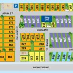 Facilities Map   Anaheim Rv Park, Facilities Map   California Rv Resorts Map