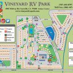 Facility Map – Vineyard Rv Park   California Rv Resorts Map
