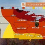 Fall Foliage Finder   Following Fall   California Fall Color Map