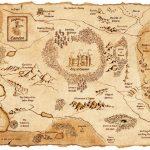 Fantasy Maps | The Stranger's Bookshelf   Printable Map Of Narnia