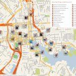 File:baltimore Printable Tourist Attractions Map   Wikimedia Commons   Printable Map Of Baltimore