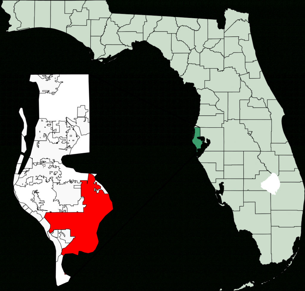 File:map Of Florida Highlighting St Petersburg.svg - Wikimedia Commons - Map Of St Petersburg Florida Area