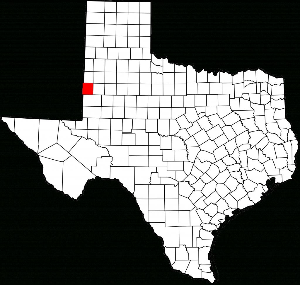 File:map Of Texas Highlighting Yoakum County.svg - Wikimedia Commons - Yoakum County Texas Map