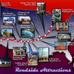 File:route 66 Attractions Map   Wikimedia Commons   Roadside Attractions Texas Map