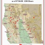 Fire Map California Fires Current Maps California Fire Map Labeled   Fires In Southern California Today Map