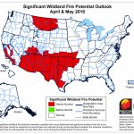 Fire Weather   Current Texas Wildfires Map