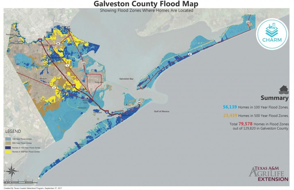 Flood Zone Maps For Coastal Counties | Texas Community Watershed - 100 Year Floodplain Map Texas