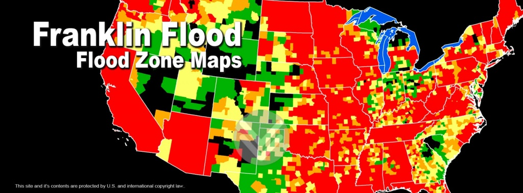 Flood Zone Rate Maps Explained - Texas Flood Insurance Map