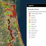 Flood Zones/evacuation Routes For Florida Counties   Flood Maps Gainesville Florida