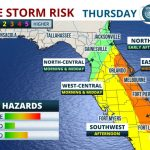 Flooding, High Winds Possible (Again) In Florida   Florida Storms   Flood Maps Gainesville Florida