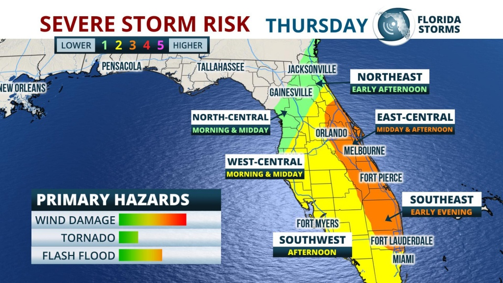 Flooding, High Winds Possible (Again) In Florida - Florida Storms - Flood Maps Gainesville Florida