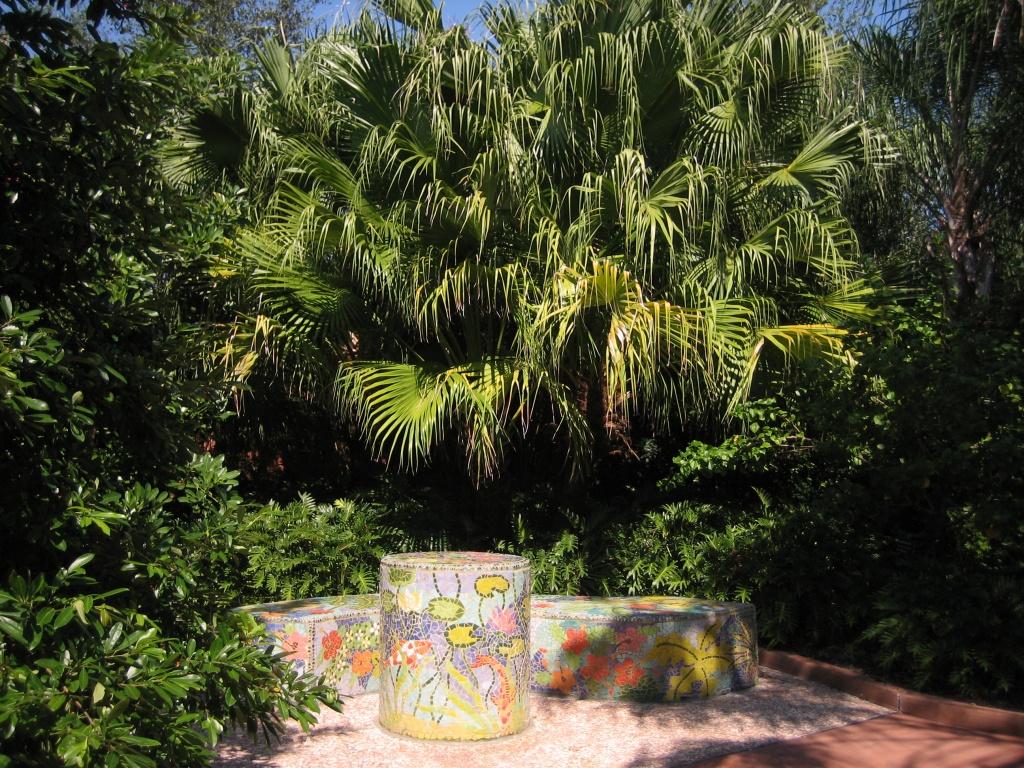 Florida Botanical Gardens   Florida Hikes! - Florida Botanical Gardens Tourist Map