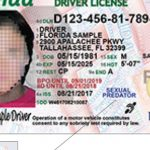 Florida Driver Licenses To Get New Design   Map Of Sexual Predators In Florida