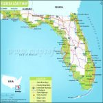 Florida Gulf Coast Beaches Map | M88M88   Map Of Beaches On The Gulf Side Of Florida