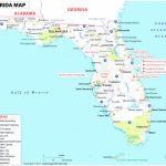 Florida Gulf Coast Beaches Map | M88M88   Map Of Florida Beach Towns