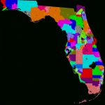 Florida House Of Representatives Redistricting   Florida House Of Representatives District Map
