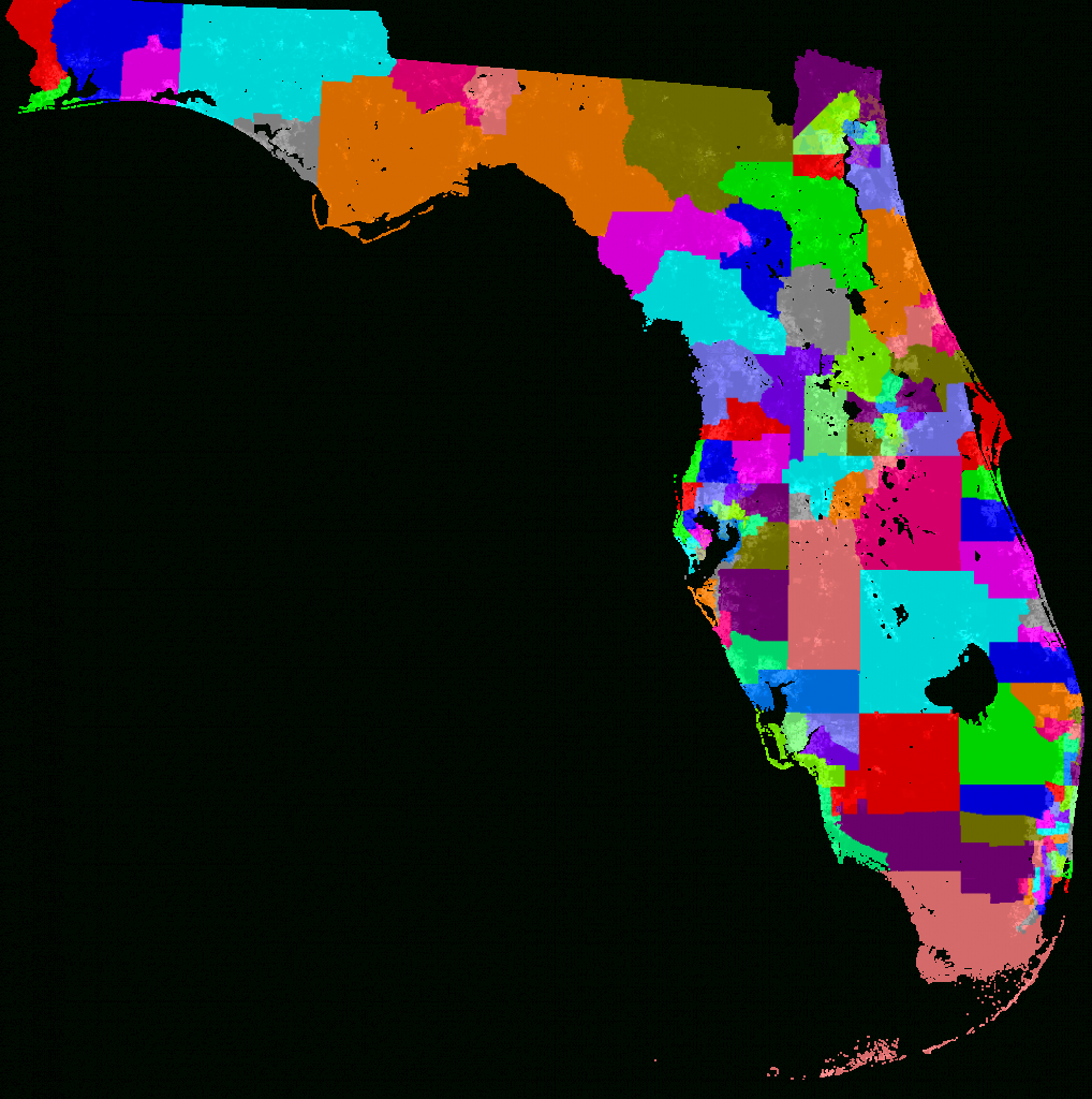 Florida House Of Representatives Redistricting - Florida House Of Representatives District Map