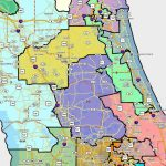 Florida House Releases Redistricting Lines Tuesday, Mapping Out   Florida 6Th Congressional District Map