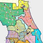 Florida House Releases Redistricting Lines Tuesday, Mapping Out   Florida House Of Representatives District Map