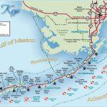 Florida Keys And Key West Real Estate And Tourist Information   Florida Keys Highway Map
