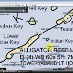 Florida Keys Fishing Map And Fishing Spots   Youtube   Florida Keys Spearfishing Map