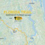 Florida Outdoor Recreation Maps | Florida Hikes! – Florida Scenic Trail Interactive Map