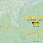 Florida Outdoor Recreation Maps | Florida Hikes!   Florida Section Map