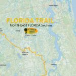 Florida Outdoor Recreation Maps | Florida Hikes!   Map Of Florida With Port St Lucie