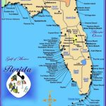 Florida | Places I Want To Visit | Map Of Florida Gulf, Florida Gulf   Map Of Florida Beaches On The Gulf
