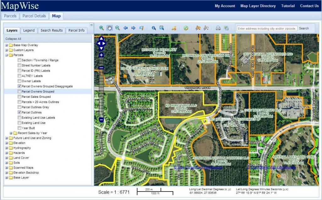 Florida Property Appraiser Parcel Maps And Property Data - Florida Parcel Maps