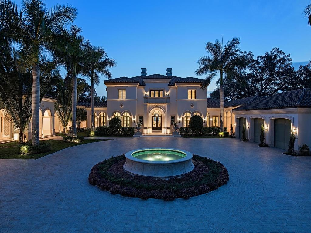 Florida - Real Estate And Apartments For Sale | Christie's - Map Of Homes For Sale In Florida