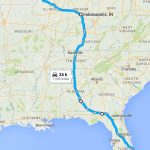 Florida Road Map Google And Travel Information | Download Free   Florida Road Map Google