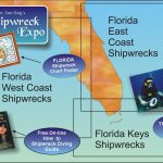 Florida Shipwrecks Wreck Directory   Florida Wreck Diving Map