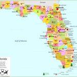 Florida State Maps | Usa | Maps Of Florida (Fl)   Smyrna Beach Florida Map