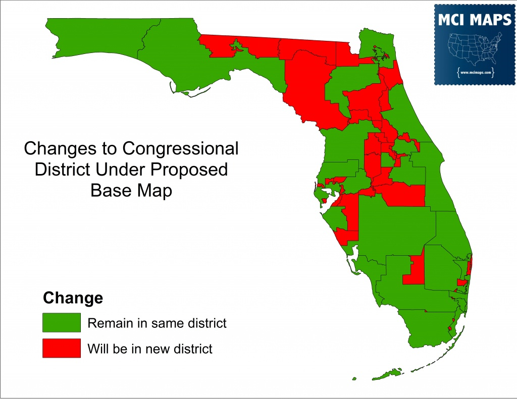 Florida Supreme Court Rules In Favor Of Congressional Maps Drawn - District 27 Florida Map