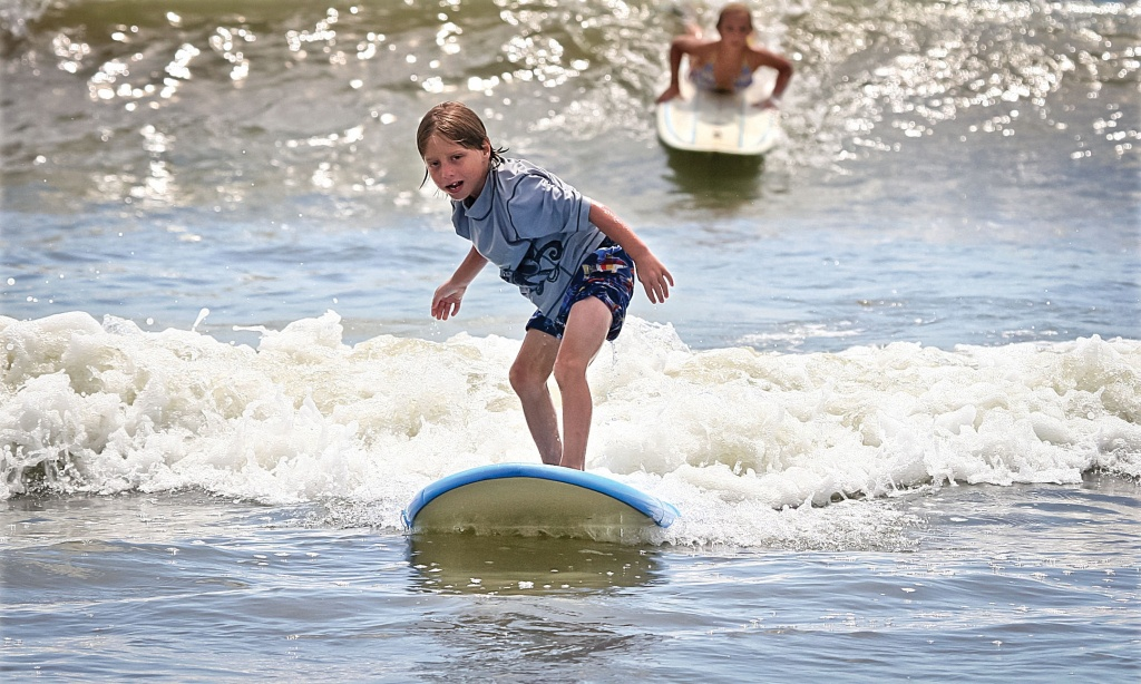 Florida's Best Surf Spots | Visit Florida - Best Surfing In Florida Map