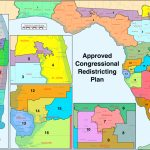 Florida's Congressional Districts   Wikipedia   Port St John Florida Map