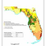 Florida's Top 10 Sinkhole Prone Counties   Florida Hot Springs Map