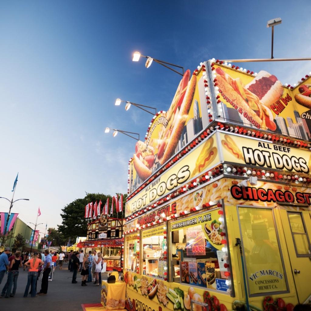 Food, Drink & Shopping | California Mid-State Fair - California Mid State Fair Map