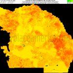 Free Citrus County, Florida Topo Maps & Elevations   Florida Elevation Map By County