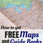 Free Maps And Travel Guides Of All 50 States  The Ultimate Resource   Free Printable Travel Maps