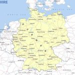 Free Maps Of Germany – Mapswire   Free Printable Map Of Germany