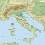 Free Maps Of Italy – Mapswire   Free Printable Map Of Italy