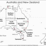 Free Outline Maps Australia And World Basic At Printable Blank Map   Free Printable Map Of Australia