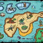 Free Pirate Treasure Maps For A Pirate Birthday Party Treasure Hunt   Free Printable Pirate Maps